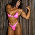 Female Bodybuilder Thea Bennington RM-152 DVD