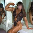 Female Bodybuilder Tazzie Colomb RM-151 DVD
