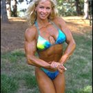 Female Bodybuilder Chris Lydon RM-147 DVD