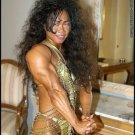 Female Bodybuilder Dawn Riehl RM-136 DVD
