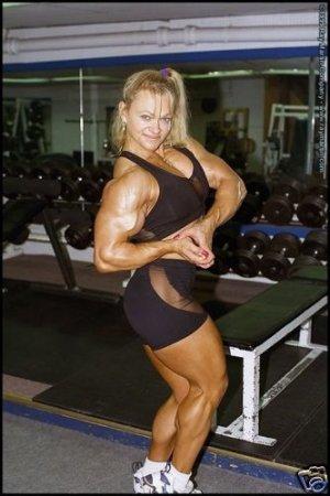 Female Bodybuilders Wooden & Ivers RM-124 DVD