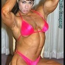 Female Bodybuilder Tazzie Colomb RM-110 DVD
