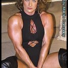 Female Bodybuilder Sandy Bouwman RM-134 DVD