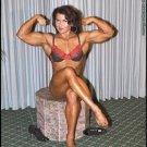 Female Bodybuilder Natalia Murnikoviene RM-119 DVD