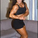 Female Bodybuilder Kim Rogers RM-120 DVD