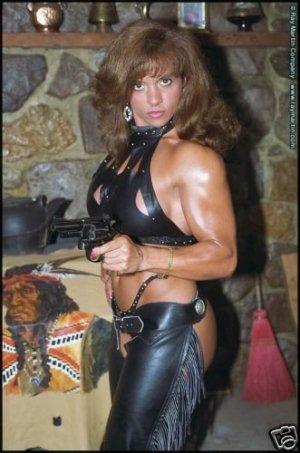 Female Bodybuilder Meral Ertunc RM-78 DVD