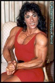 Female Bodybuilder Annie Rivieccio RM-83 DVD