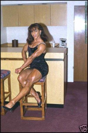 Female Bodybuilder Tracy Gillespie RM-53 DVD