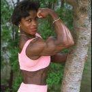 Female Bodybuilder Vicki Gates RM-45 DVD