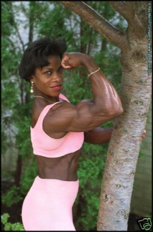 Female Bodybuilder Vicki Gates RM-45 DVD