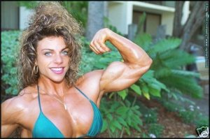 Female Bodybuilder Michelle Ralabate RM-13 DVD