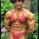 Female Bodybuilder Christa Bauch RM-42 DVD