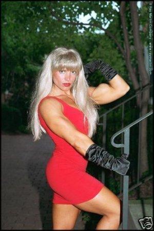 Female Bodybuilder Claudia Mountford RayMartin DVD RM-2