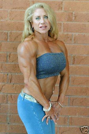 Female Bodybuilders Moore,Edmunds,Lucchesi WPW-726 DVD