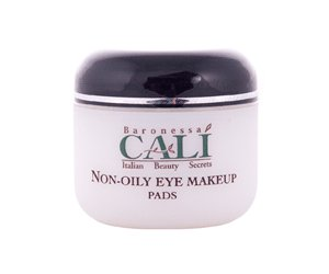 Non-Oily Eye Makeup Remover with Soy Protein