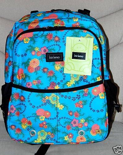"""NWT Lexie Barnes Diaper Bag """"Duchess"""" Bali Hai RV $130"""