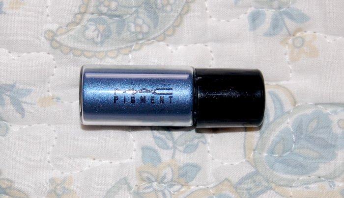 "MAC PRO Pigment ""NAVAL BLUE"" ~PRETTY COLOR~ 2.5 g"