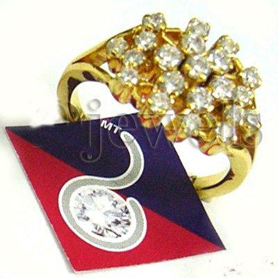 Diamond Ring 0.45 carat Yellow Gold 14K plus FREE SHIPPING