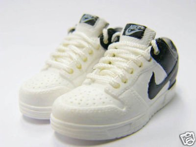 "1/6 Nike Sports Shoe Sneakers For 12"" Figures (00139)"