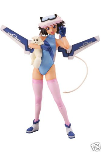 SIF EX Excel Saga 1/8 Ropponmatsu Nishiki PVC Figure