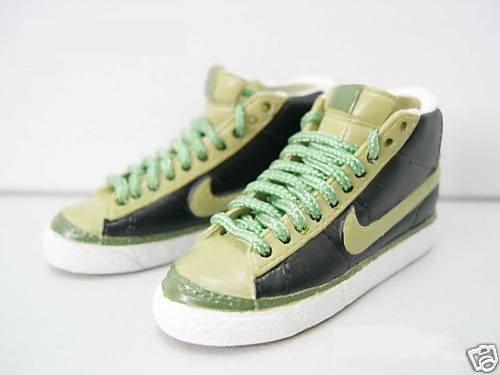 """1/6 Sports Shoe Sneakers For 12"""" Figures (01201)"""