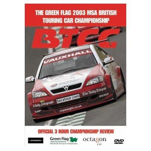 The Green Flag 2003 MSA British Touring Car Champ. DVD