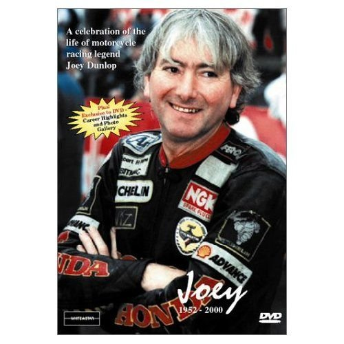 Joey 1952-2000,  Motorcycle Legend DVD