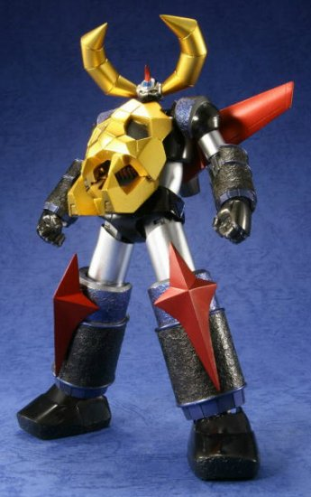 CM's Mecha Action Figure Legend of Daiku-Maryu Gaiking