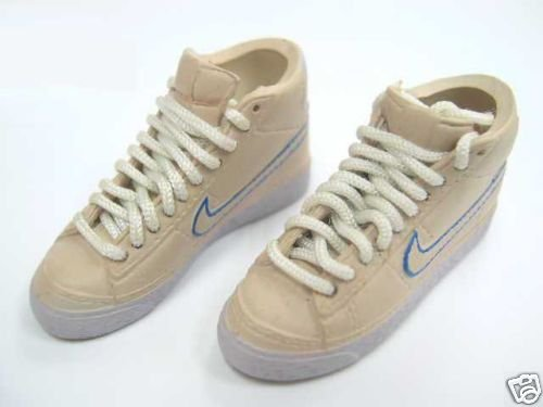 """1/6 Sports Shoe Sneakers For 12"""" Figures (01205)"""