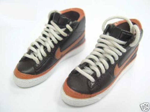 """1/6 Sports Shoe Sneakers For 12"""" Figures (01204)"""