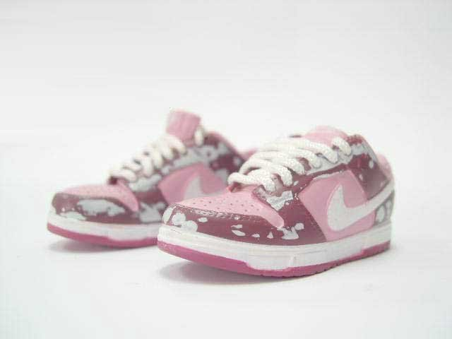 """1/6 Nike Sports Shoe Sneakers For 12"""" Figures (00115)"""