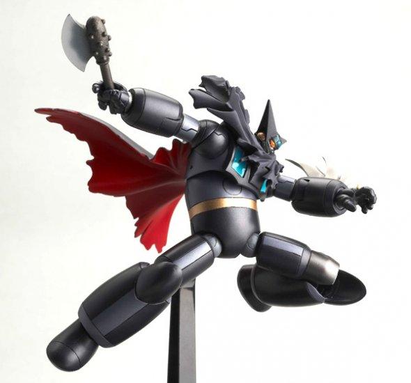Kaiyodo Revoltech No.35 OVA Black Getter Action Figure