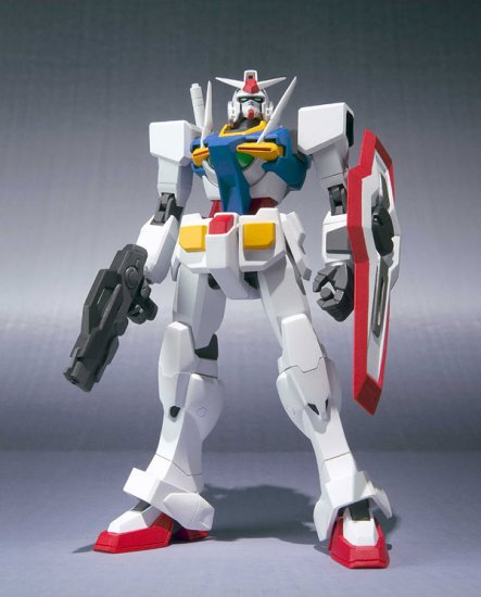 Bandai The Robot Spirits #022 Side MS O Gundam GN-000