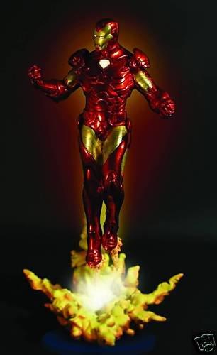 "Bowen Designs Iron Man Modern Armor 14"" Statue"