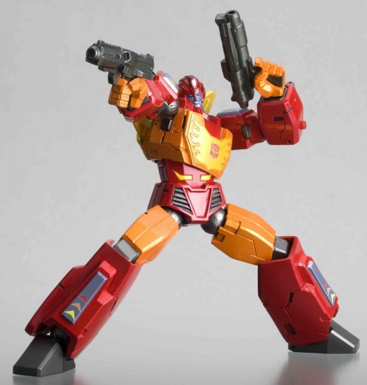 Kaiyodo Revoltech No.047 Transformers Hot Rodimus