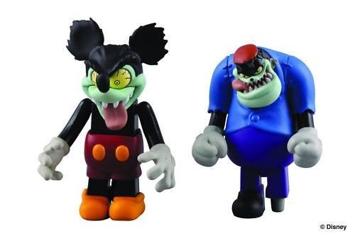 Medicom Disney Kubrick Runaway Brain Mickey & Julius