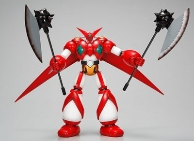 Aoshima Shin Getter 1 Robo Diecast Limited Edition