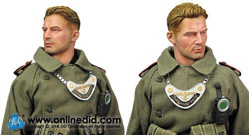 WWII FELDGENDARMERIE GERMAN MILITARY POLICE JACOB BLAU