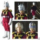 "Hot Toys Gundam Char Aznable Military Ver. 12"" Figure"