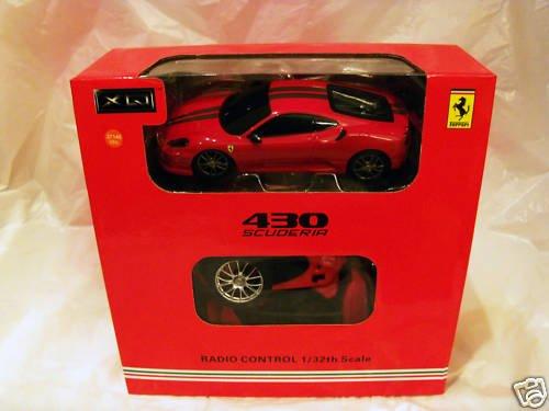 Ferrari 430 Scuderia 1/32 Scale R/C Model Car by XQ