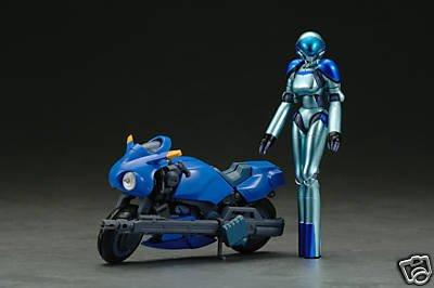 Yamato Bubblegum Crisis Motoslave Sylia 1/15 PVC Figure