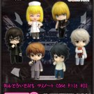 Nendoroid Petit Death Note Case File #02 Box of 12 Fig.