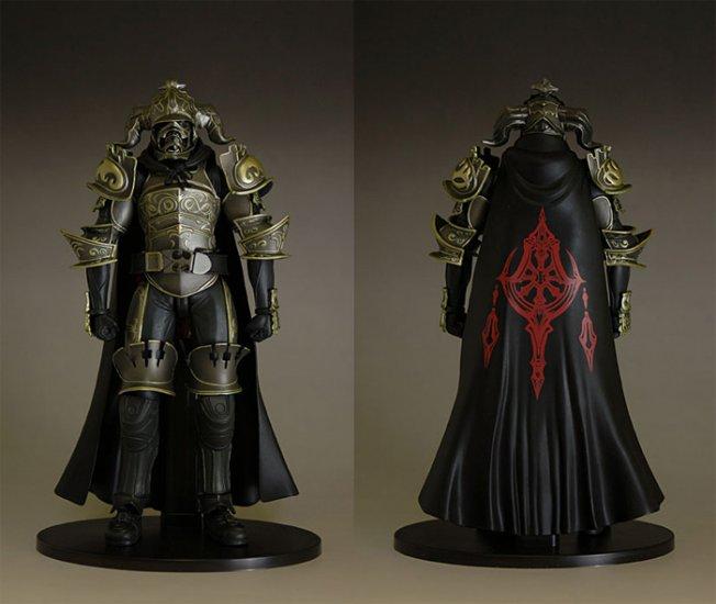 Final Fantasy XII Play Arts Judge Gabranth Figure