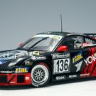 "AutoArt 1/18 PORSCHE 911(996) GT3 RSR 2005 ""YOKOHAMA"""