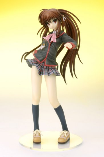 LITTLE BUSTERS! Natsume Rin PVC Figure