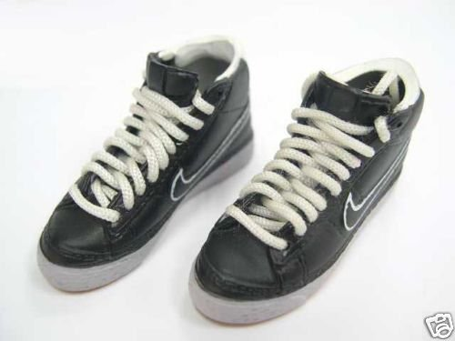 """1/6 Sports Shoe Sneakers For 12"""" Figures (01206)"""