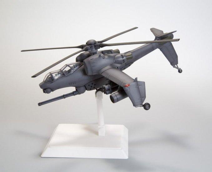 Patlabor the Movie 2 JGSDF AH Hellhound 1/72 Model Kit