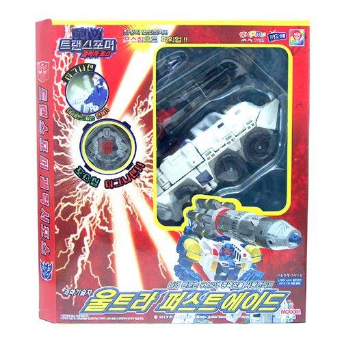 Transformers Galaxy Force First Gunner GC-21