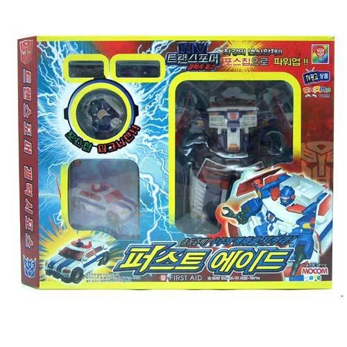 Transformers Galaxy Force Cybertron First Aid GC-11