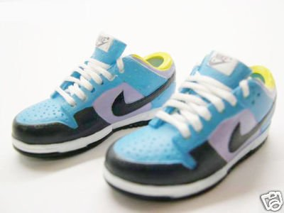 """1/6 Nike Sports Shoe Sneakers For 12"""" Figures (00157)"""